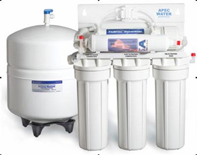 chú ý khi sử dụng máy lọc nước gia đình