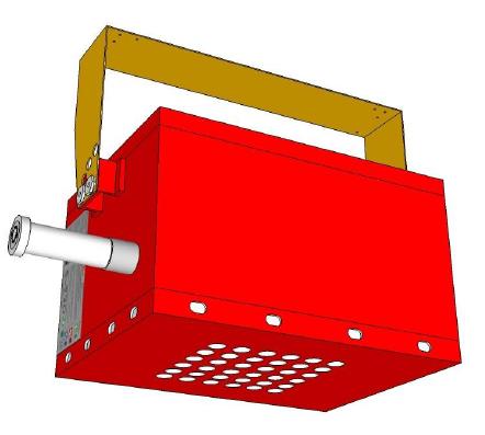 bình khí chữa cháy firepro FNX 5700