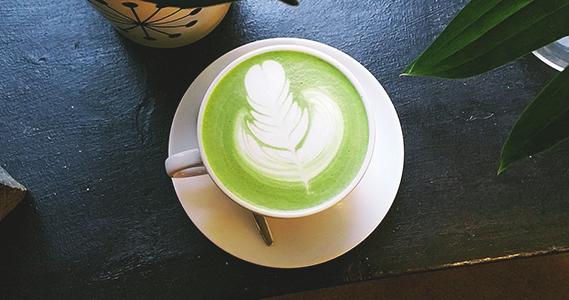 Chế phẩm bột trà xanh Nhật Bản