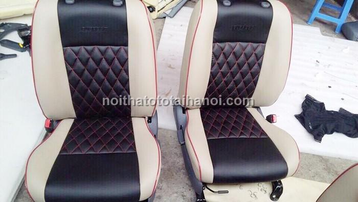 www.123nhanh.com: Xưởng chuyên may & Bọc ghế da cho xe Ford everest cao cấ