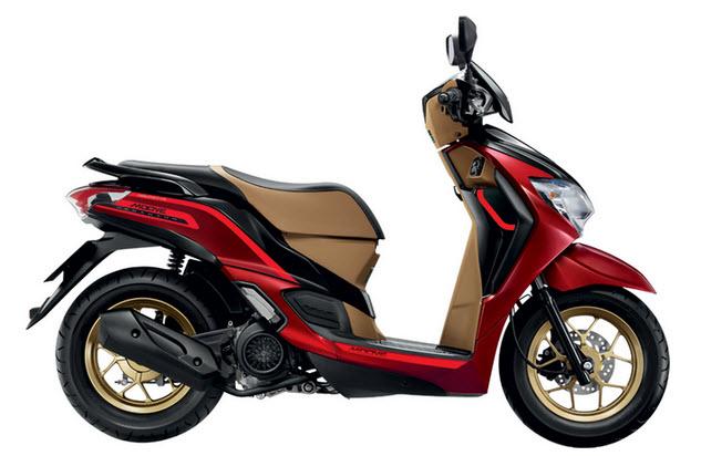 Honda Moove 110cc 2016 (Màu Đỏ)