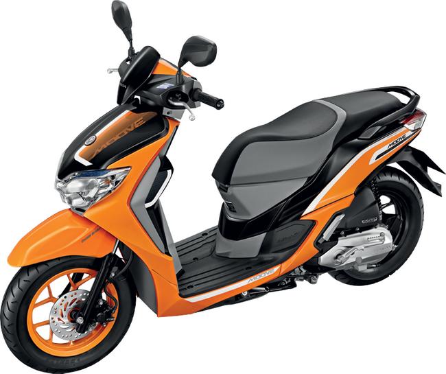 Honda Moove 110cc 2016 (Màu Đen)