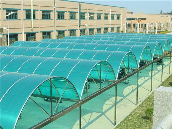 nhựa polycarbonate ứng dụng