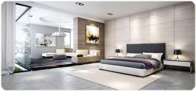Không gian riêng tư trong thiết kế nội thất biệt thự