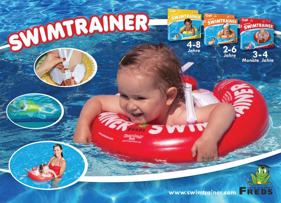 Phao tập Bơi Baby Swim Trainer