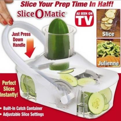 Dụng cụ cắt rau củ thông minh Slice O Matic