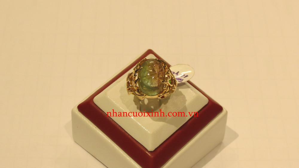 Nhẫn nữ Tourmaline