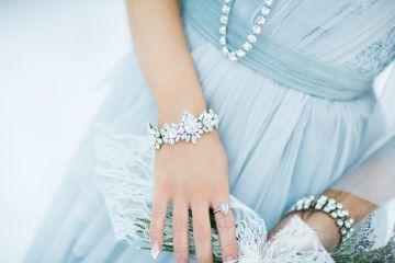phụ kiện cưới cô dâu trang sức