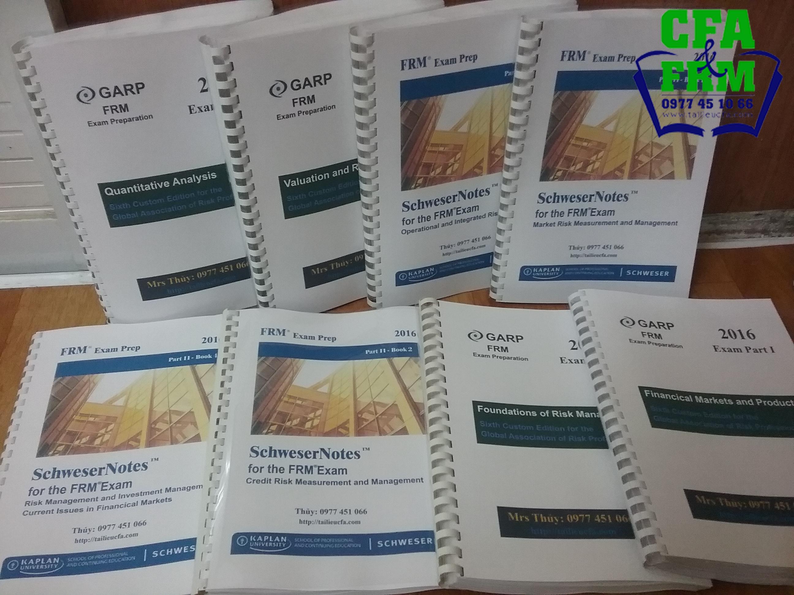 garp frm part 1 books pdf