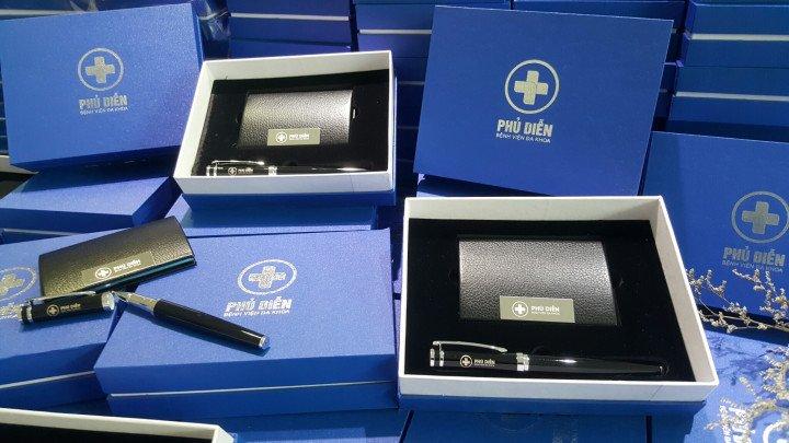 Hộp quà tặng doanh nghiệp thương hiệu Phú Diễn