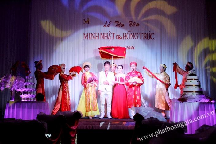 cung cấp vũ đoàn múa Á
