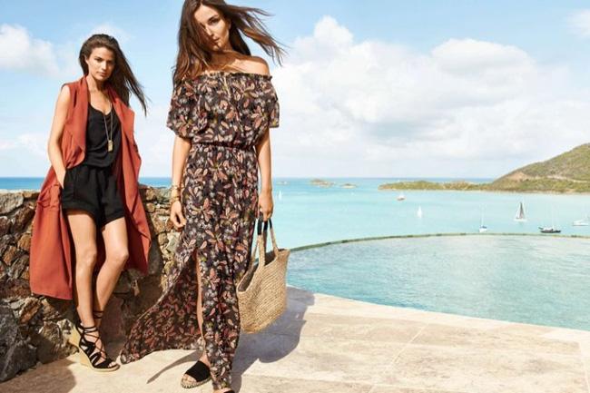 Chuẩn bị váy áo và du ngoạn mùa hè cùng 3 thương hiệu nổi tiếng - Ảnh 1.