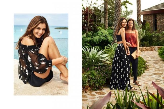 Chuẩn bị váy áo và du ngoạn mùa hè cùng 3 thương hiệu nổi tiếng - Ảnh 2.