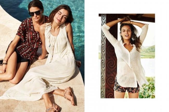 Chuẩn bị váy áo và du ngoạn mùa hè cùng 3 thương hiệu nổi tiếng - Ảnh 3.