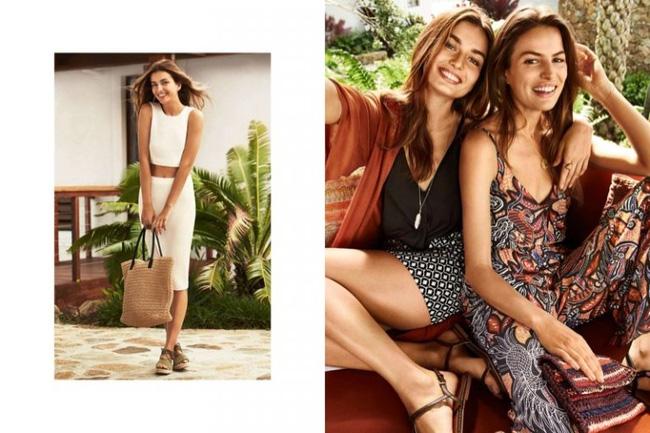 Chuẩn bị váy áo và du ngoạn mùa hè cùng 3 thương hiệu nổi tiếng - Ảnh 4.