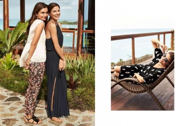 Chuẩn bị váy áo và du ngoạn mùa hè cùng 3 thương hiệu nổi tiếng - Ảnh 5.