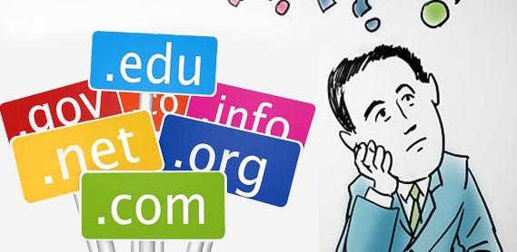 cách lựa chọn tên miền cho website