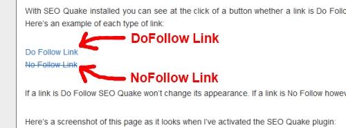 kiem tra link dofollow và nofollow
