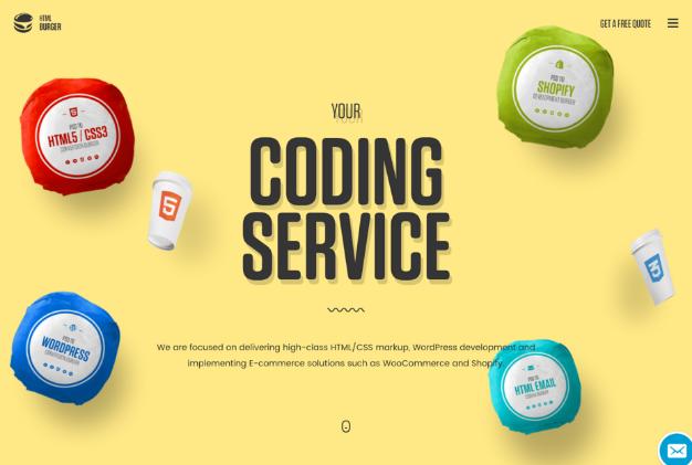 xu hương thiết kế website tháng 6 - 1