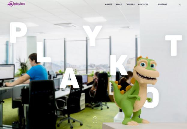 xu hương thiết kế website tháng 6 - 6
