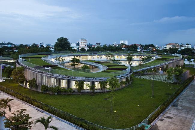 Trường mầm non ở Biên Hòa lọt top 30 công trình đẹp nhất thế giới - Ảnh 1.
