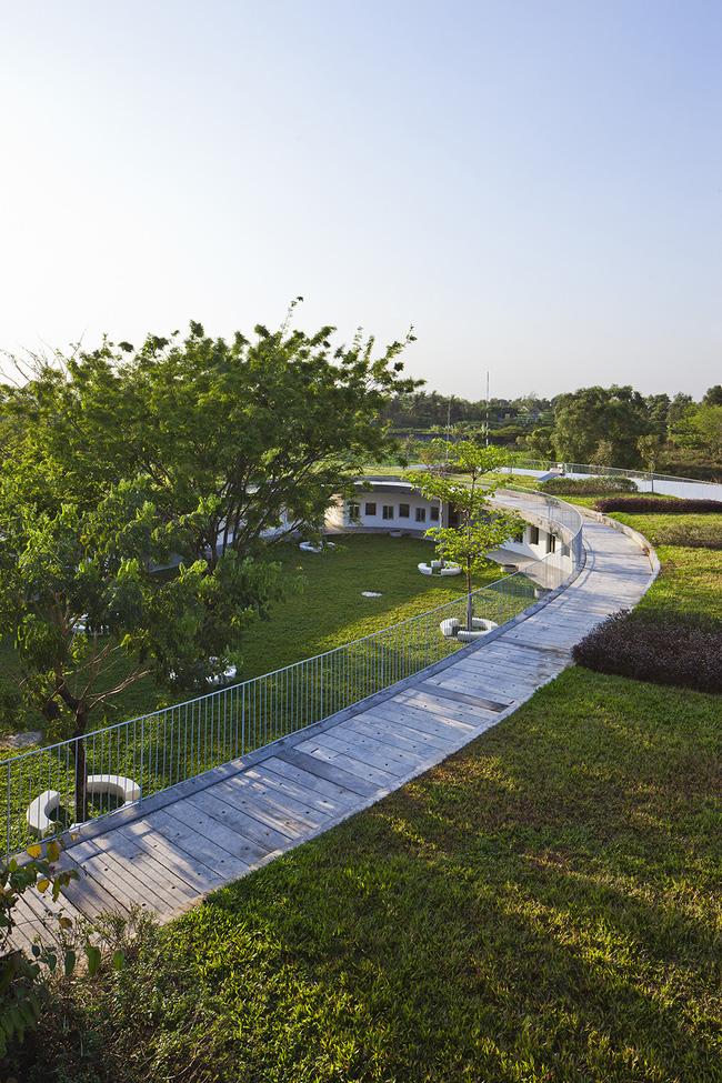 Trường mầm non ở Biên Hòa lọt top 30 công trình đẹp nhất thế giới - Ảnh 3.