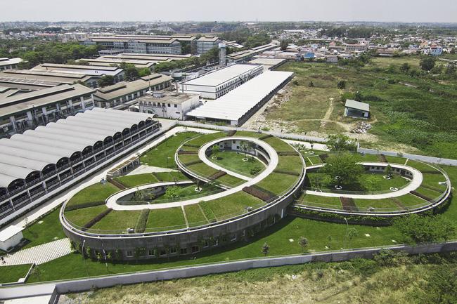 Trường mầm non ở Biên Hòa lọt top 30 công trình đẹp nhất thế giới - Ảnh 4.