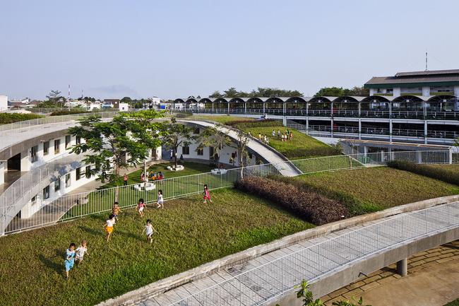 Trường mầm non ở Biên Hòa lọt top 30 công trình đẹp nhất thế giới - Ảnh 5.