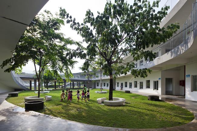 Trường mầm non ở Biên Hòa lọt top 30 công trình đẹp nhất thế giới - Ảnh 10.