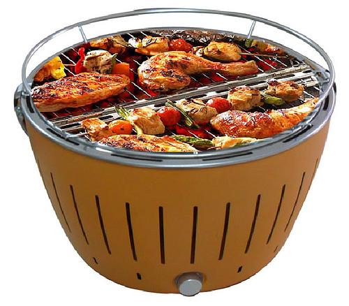 Làm món nướng ngon hơn và an toàn với than sạch