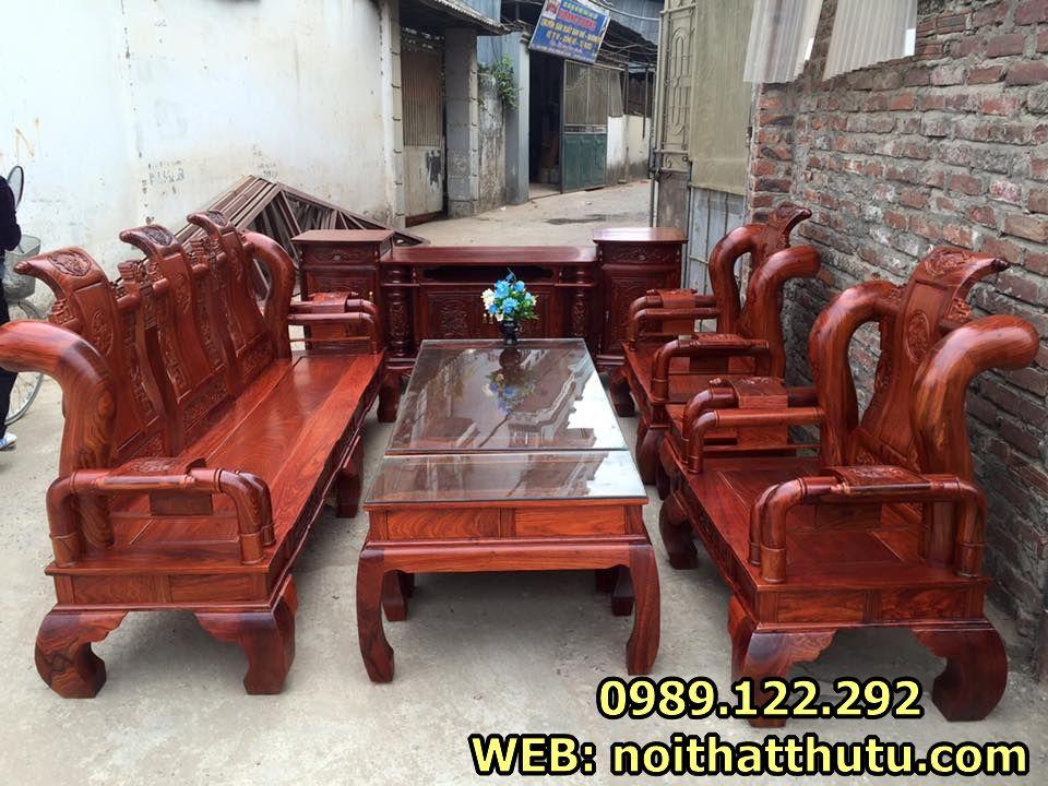 Bộ bàn ghế phòng khách đẹp BG9901