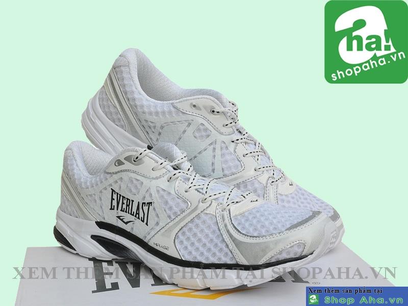giày everlast trắng