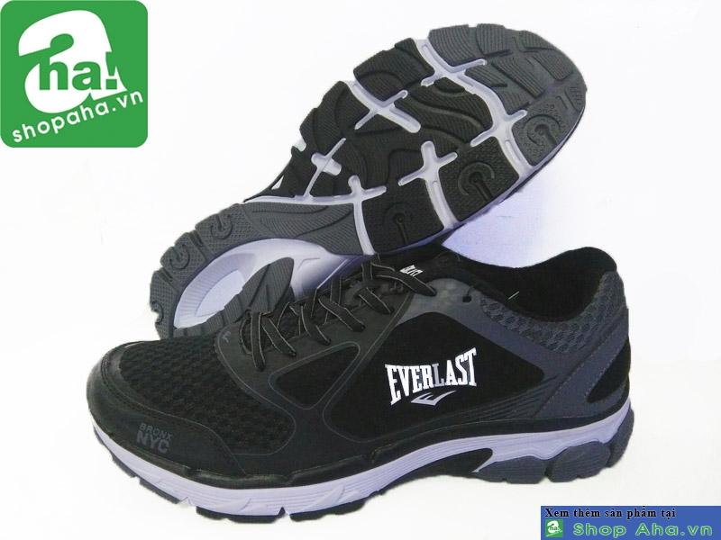 giày everlast đen