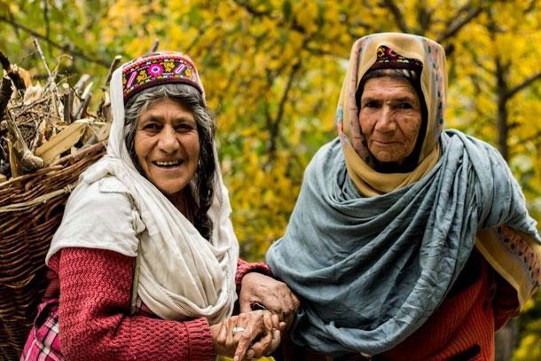 Bộ tộc Hunzas: Ăn chay, sống thọ và 900 năm không mắc bệnh thời đại