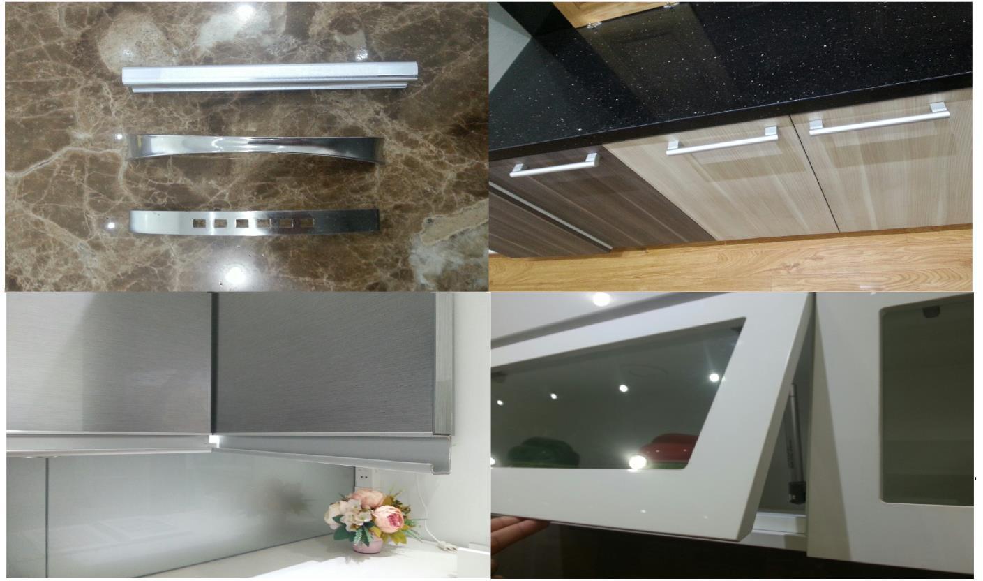 Các mẫu tủ bếp hình chữ l đẹp và giá ở đâu tốt nhất TpHCM 04