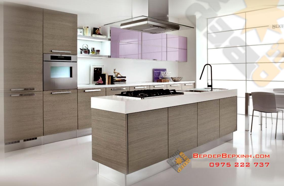 tủ bếp hình chữ L mẫu tủ bếp đẹp nhất hiện nay tại TpHCM 03