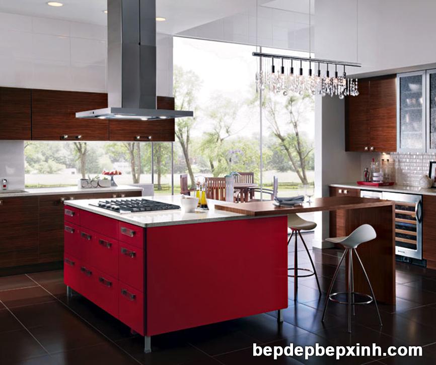 Tủ bếp laminate cao cấp đẹp nhất tại TpHCM 01