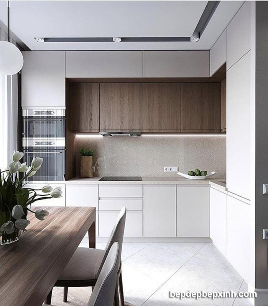 Thiết kế thi công tủ bếp đẹp HCM 03