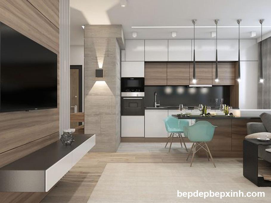 tủ bếp đẹp cao cấp hcm 03