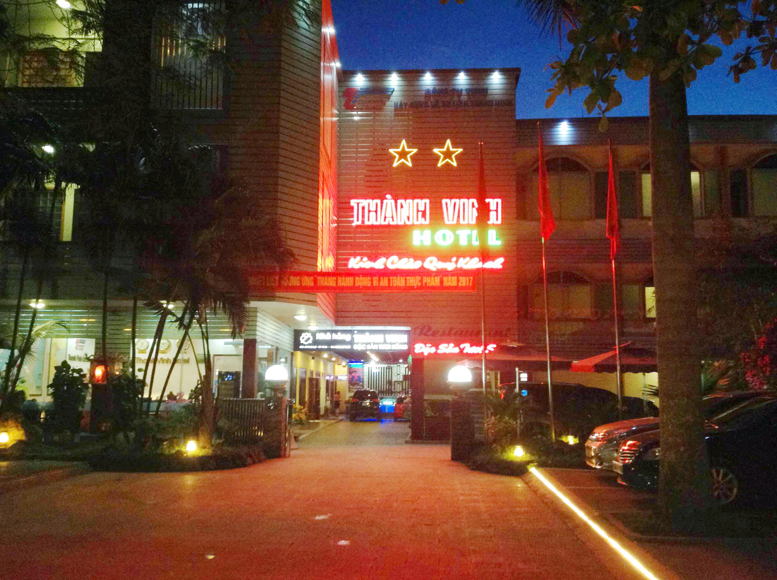 Khách sạn nghệ an