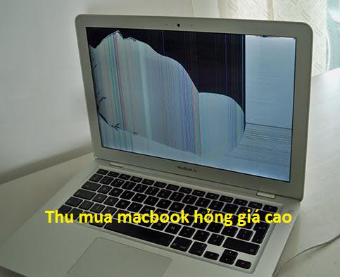 Thu mua macbook cũ hỏng