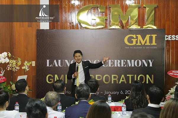 khai trương học viện GMI
