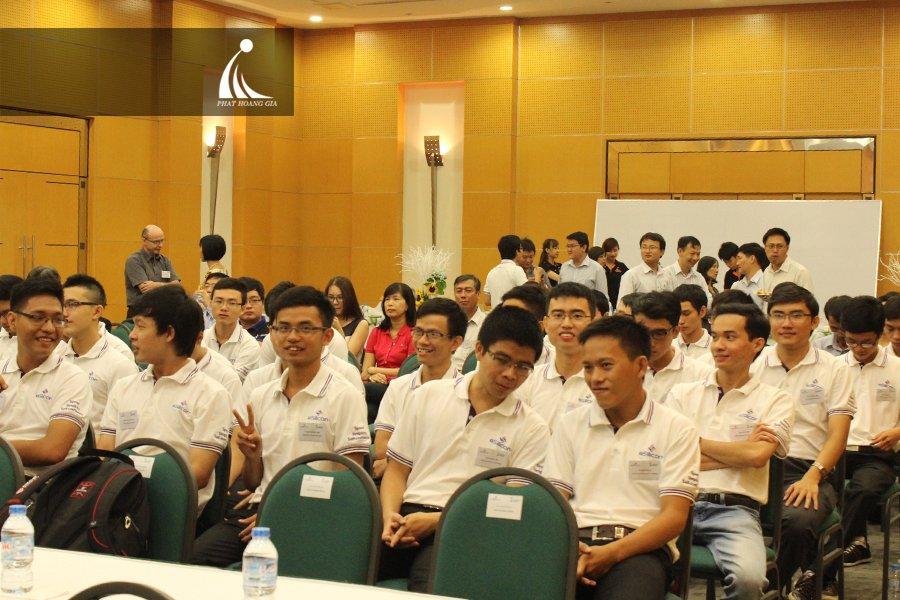 tổ chức hội nghị chuyên nghiệp 1