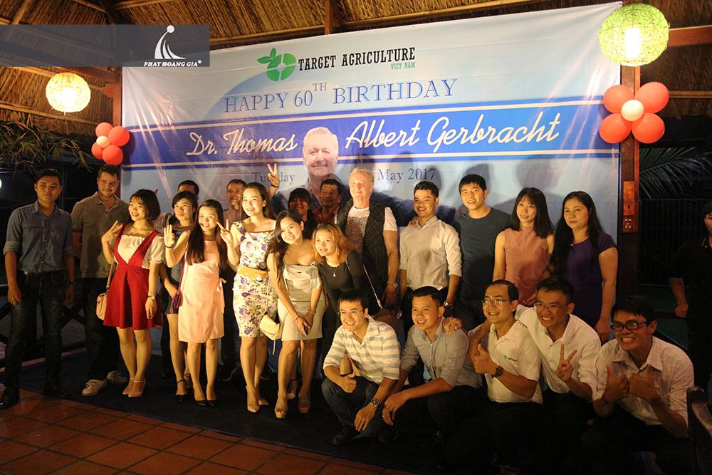 tổ chức tiệc sinh nhật trọn gói 1