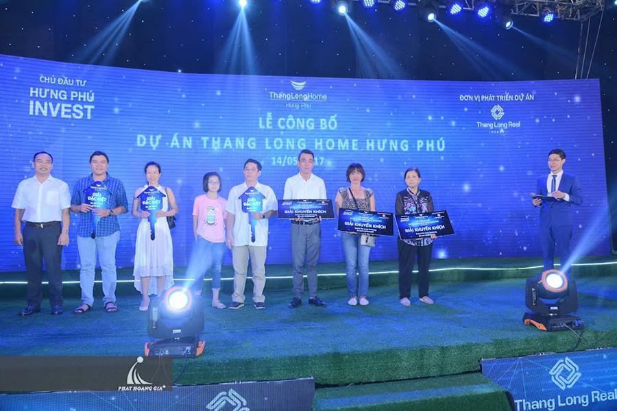 lễ công bố dự án thang long home hưng phú 36
