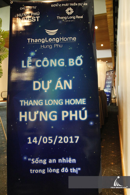 Lễ công bố dự án Thang Long Home Hưng Phú 3