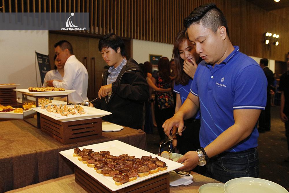 Lễ công bố dự án Thang Long Home Hưng Phú 40
