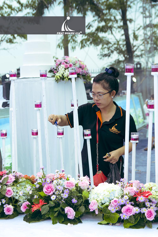 tổ chức tiệc cưới trọn gói 21