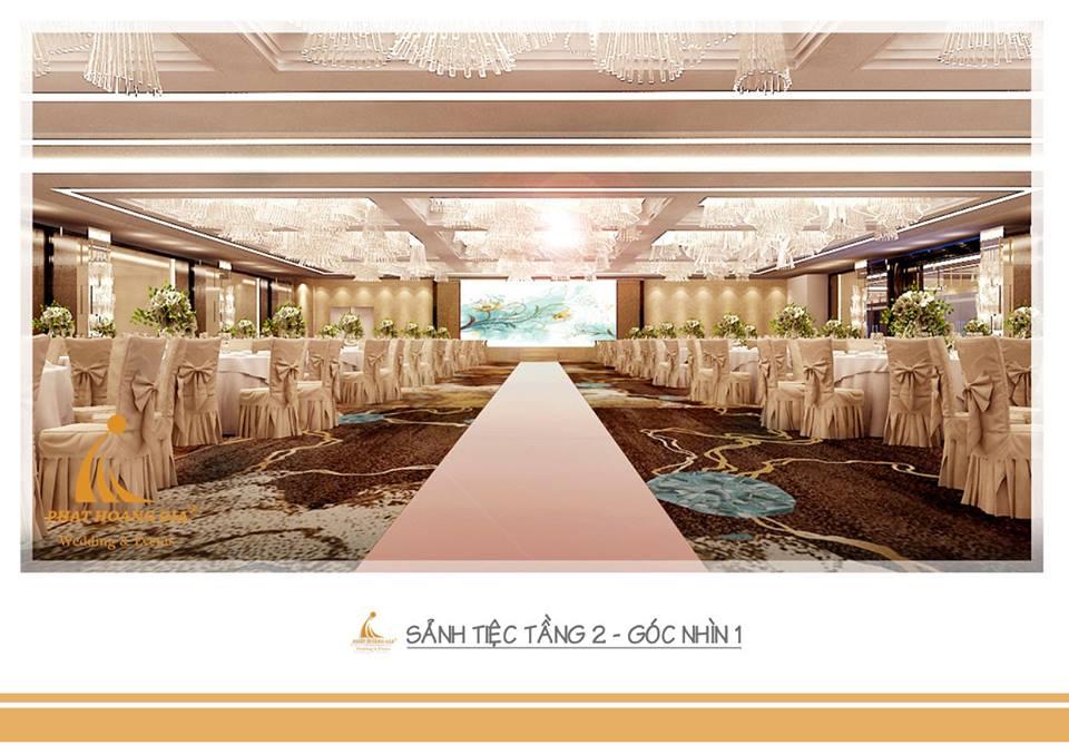tư vấn set up Trung tâm hội nghị - tiệc cưới 03