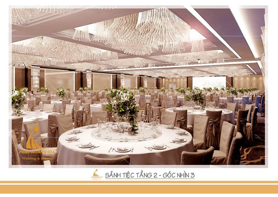 tư vấn set up Trung tâm hội nghị - tiệc cưới 04